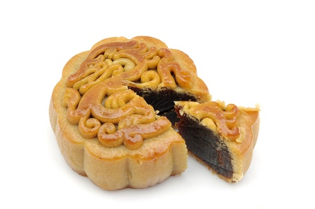 Mid-Autumn Festival moon cake photo