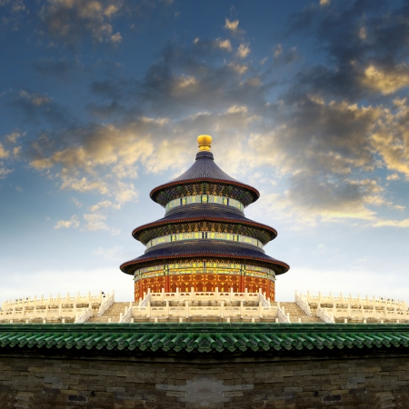 天壇在北京,中國