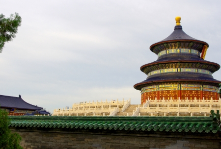 Temple of Heaven in Beijing, China photo