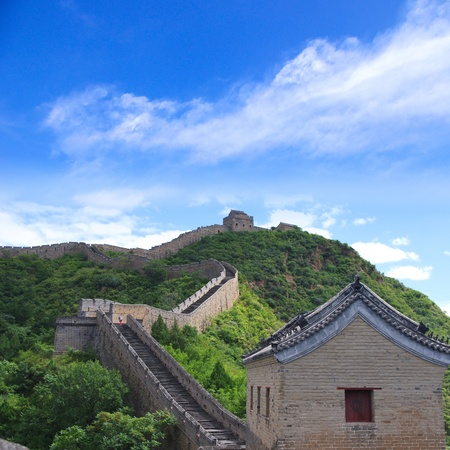 Beijing Great Wall of China Stock Photo - 16966856