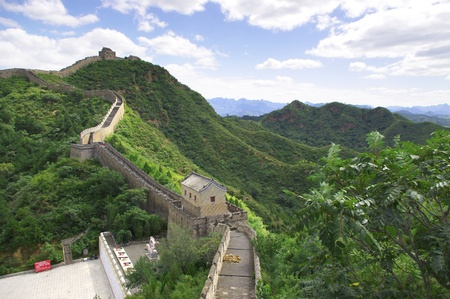 Beijing Great Wall of China Stock Photo - 15622521