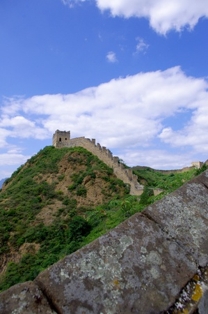 Beijing Great Wall of China Stock Photo - 15622503
