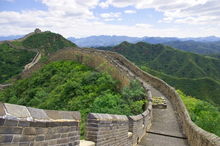 Beijing Great Wall of China Stock Photo - 15622636