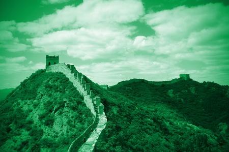 Beijing Great Wall of China Stock Photo - 15650771