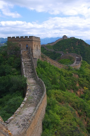 Beijing Great Wall of China Stock Photo - 15622632