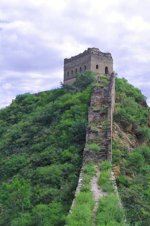 Beijing Great Wall of China Stock Photo - 15622671