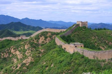 Beijing Great Wall of China Stock Photo - 15622638