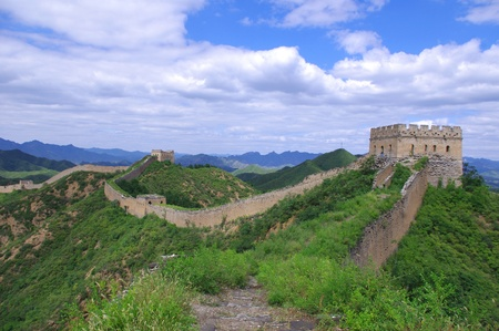 Beijing Great Wall of China Stock Photo - 15622514