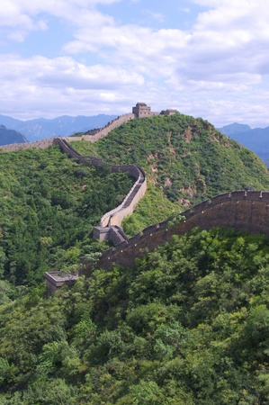 Beijing Great Wall of China Stock Photo - 15622673