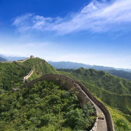 Beijing Great Wall of China Stock Photo - 15622526