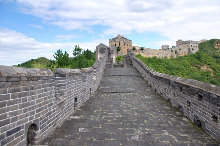 Beijing Great Wall of China Stock Photo - 15650735