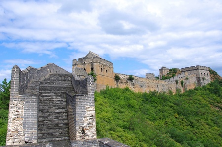 Beijing Great Wall of China Stock Photo - 15622572