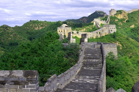 Beijing Great Wall of China Stock Photo - 15685221