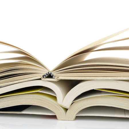 Book stack Stock Photo - 15651662