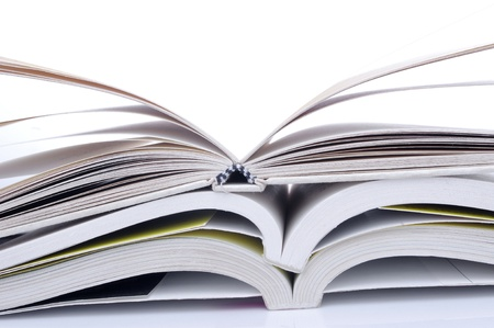 Book stack Stock Photo - 15651670