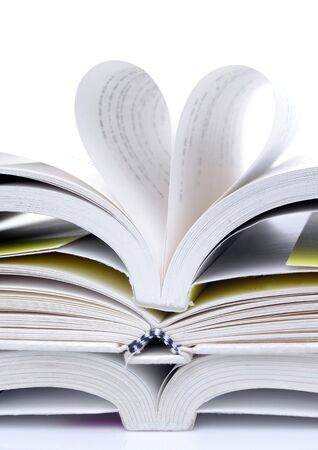 Book stack Stock Photo - 15651666