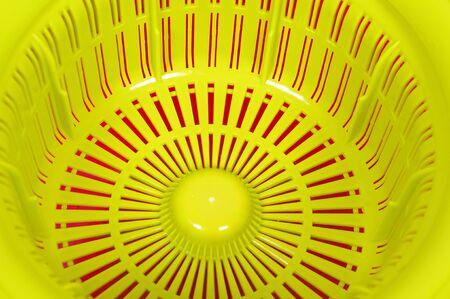 dweilen: Close-up van mop emmer Stockfoto