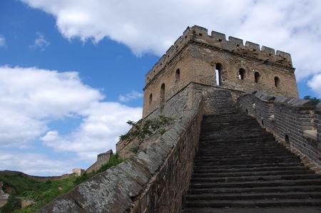 Beijing Great Wall of China Stock Photo - 17497568