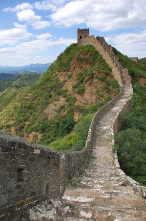 Beijing Great Wall of China Stock Photo - 17505560