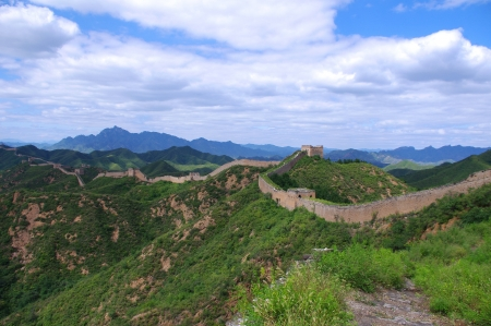 Beijing Great Wall of China Stock Photo - 17168405