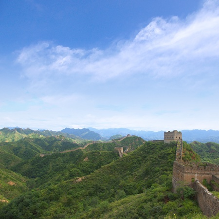 Beijing Great Wall of China photo