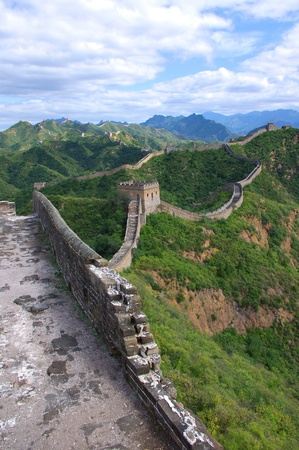 Beijing Great Wall of China Stock Photo - 17168462