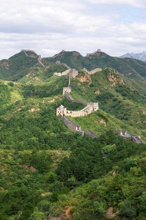 Beijing Great Wall of China Stock Photo - 17505554