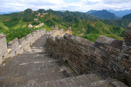 Beijing Great Wall of China Stock Photo - 17492528