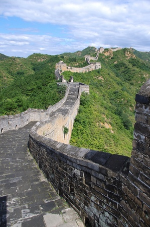 Beijing Great Wall of China Stock Photo - 17506868