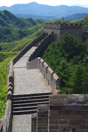 Beijing Great Wall of China Stock Photo - 17505541
