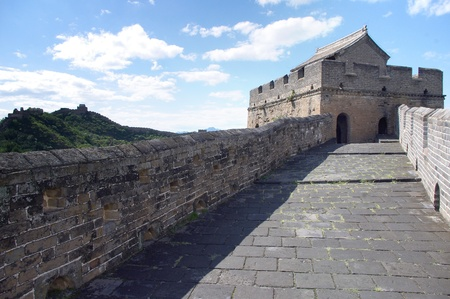 Beijing Great Wall of China Stock Photo - 17497732