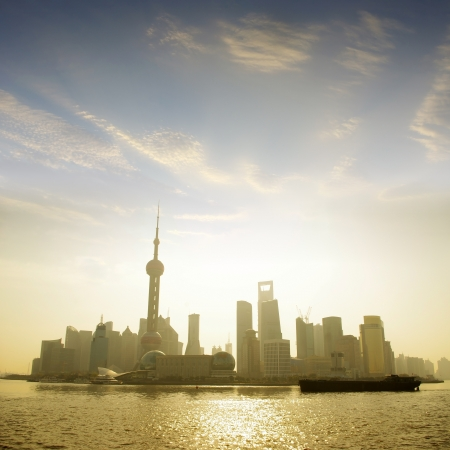 Shanghai Stock Photo - 17473855