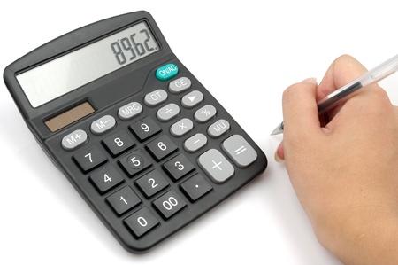 Calculator Stock Photo - 17473873