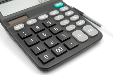 Calculator Stock Photo - 17473851