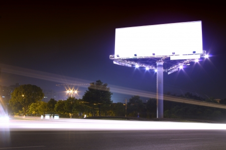 blank road sign: Ma roadside billboards