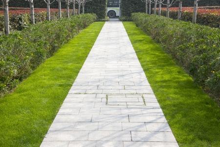 corridors: Grass corridors
