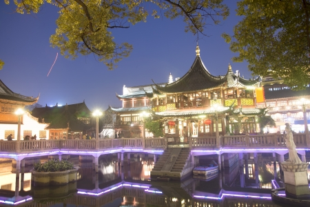 renowned: china Shanghai Yuyuan Built in 1559,Renowned ancient architecture attraction