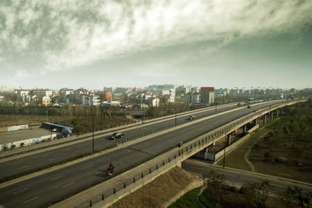 viaducts: China expressway Editorial