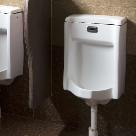 Urinals Stock Photo - 21216597