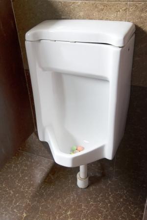 Urinals Stock Photo - 21216598