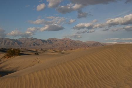 Death Valley Dunes photo