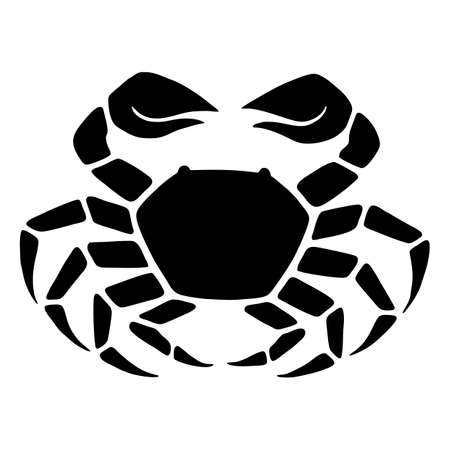Zodiac Sign - Cancer Stock Photo
