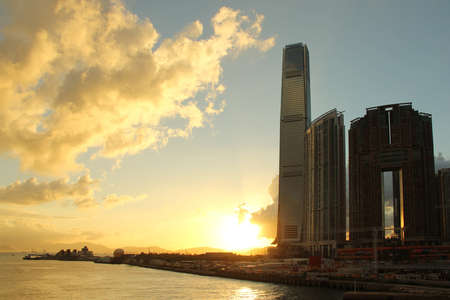 ifc: West Kowloon, Hong Kong
