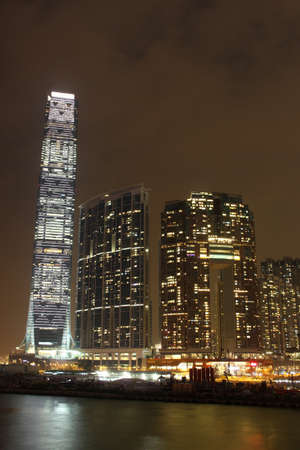 West Kowloon, Hong Kong photo