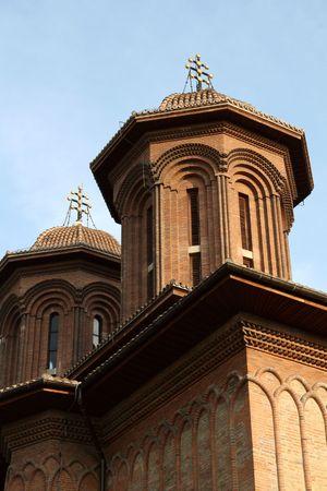 bucarest: Historique de l'�glise chr�tienne orthodoxe � Bucarest, en Roumanie