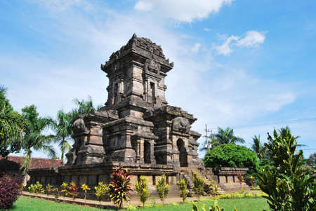 olden: Singosari Temple Malang East Java Indonesia, a Hindu Temple, Built In 1292 To Memorized The Last King Of Singosari Kingdom