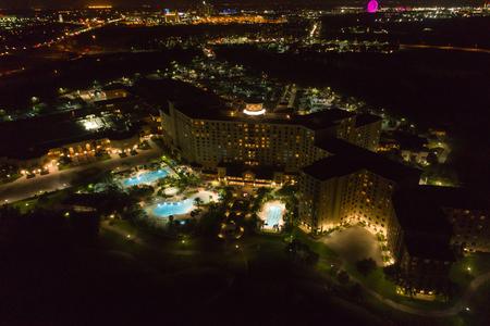 Aerial photo of the Rosen Shingle Creek Resort Orlando FL, USA