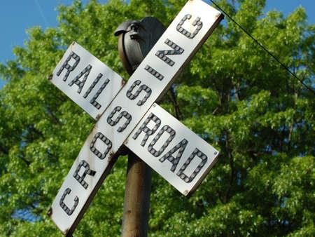 railroad crossing: Railroad Crossing