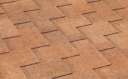 タイル屋根背景クローズ アップ