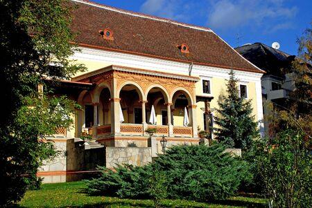Hotel in old luxury mansion (Baden, Austria)